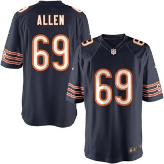 Nike Youth Chicago Bears Jared Allen Team Color Game Jersey