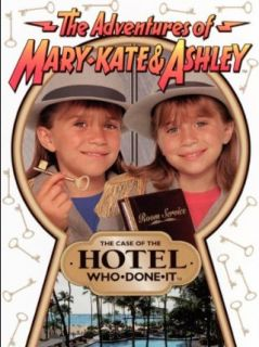 Adventures of Mary Kate & Ashley: The Case of the Hotel Who Done It: Mary Kate Olsen, Ashley Olsen, Michael Kruzan, Peter Abrams:  Instant Video