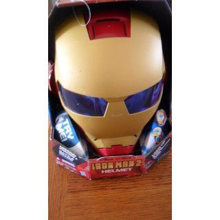 Iron Man Deluxe Helmet: Toys & Games