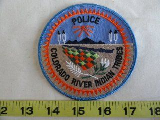 Colorado River Indian Tribes Police Patch