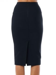 Body con pencil skirt  Herve L. Leroux