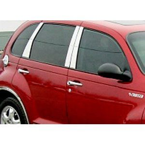 2006 2009 Pontiac Torrent Pillar Trim   QMI, Direct fit, Automotive grade tape, This product is built to order.