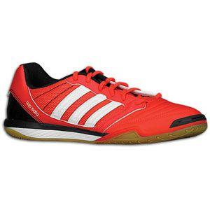 adidas Freefootball Top Sala   Mens   Soccer   Shoes   Solar Slime/Black/Glow
