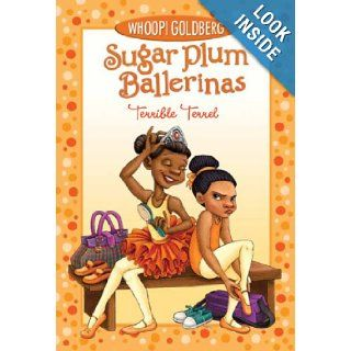 Sugar Plum Ballerinas: Terrible Terrel: Whoopi Goldberg, Deborah Underwood, Maryn Roos: 9780786852635:  Kids' Books
