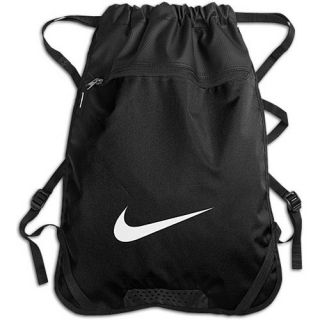 Nike Team Training Gym Sack   Casual   Accessories   Medium Grey/Black/White