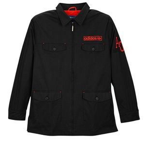 adidas Originals WW Jacket   Mens   Casual   Clothing   Sharpgrey/