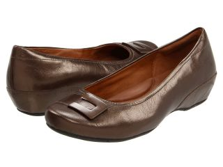 Clarks Concert Choir Brown Metallic Leather