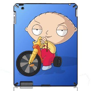 Family Guy Stewie Griffin Cover Cases for ipad 2/New ipad 3 Series imarkcase cp LJ8190: Cell Phones & Accessories