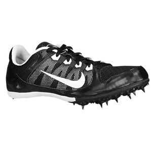 Nike Zoom Rival MD 7   Mens   Track & Field   Shoes   Black/White