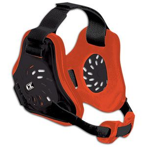 Cliff Keen F3 Twister Headgear   Mens   Wrestling   Sport Equipment   Black/Orange/Black