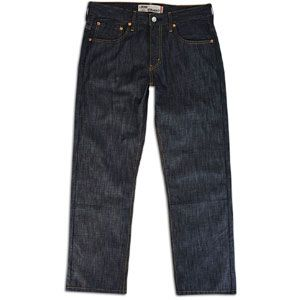 Levis 569 Loose Straight Jeans   Mens   Casual   Clothing   Ice Cap
