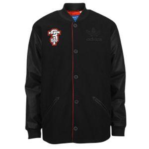 adidas Originals Stadium Jacket   Mens   Casual   Clothing   Black