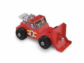 Fisher Price Handy Manny Fix It Race Car: Toys & Games