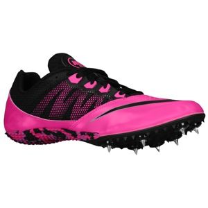 Nike Zoom Rival S 7   Womens   Track & Field   Shoes   Pink Foil/Black/Club Pink