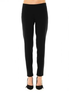 Techno stretch tailored trousers  Veronica Beard  MATCHESFAS