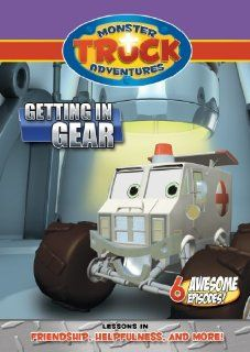 Monster Truck Adventures: Getting in Gear: Cameron Ansell, Mitchell Eisner, Tajja Isen, Dan Petronijevic, Cliff Saunders, Laurie Elliott, Linda Ballantyne, Lyon Smith, Keith Hampshire, Martin Roach, Trevor Hierons: Movies & TV