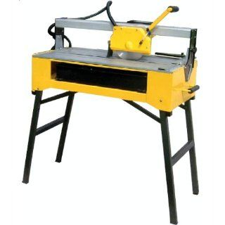 QEP 83200 24 Inch Bridge Tile Saw with Water Pump and Stand   Power Tile Saws
