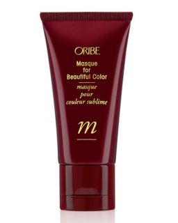 Masque for Beautiful Color, Travel Size 1.7oz   Oribe   (7oz )