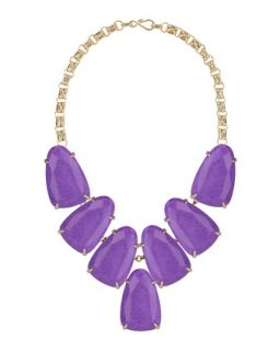Harlow Necklace, Violet   Kendra Scott   Violet