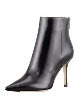 Amore Pointed Toe Ankle Boot, Black   Jimmy Choo   Black (38.5B/8.5B)