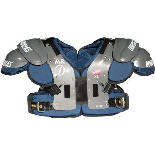 Douglas SP Series Mr. D OL DL Football Shoulder Pads   Size: Small (PSDZ S)