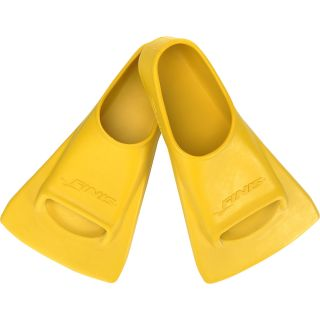 FINIS Zoomers Gold Short Blade Training Fins   Medium Large   Size: G, Yellow