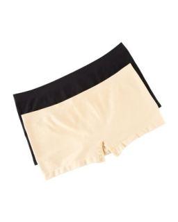 Womens Touch Feel Boy Shorts   Hanro   Skin (SMALL/6 8)