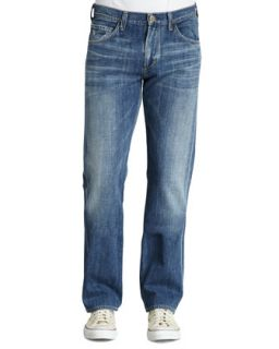 Mens Sid Straight Jeans, Nelson   Citizens of Humanity   Light blue (34)
