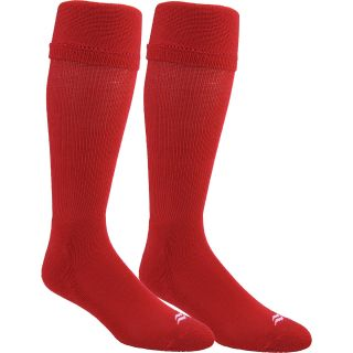 SOF SOLE Youth All Sport Over The Calf Team Socks   2 Pack   Size: Small, Red
