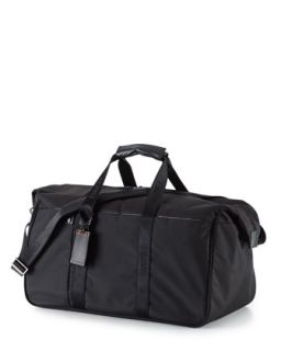 Mens Graphite 22 Weekender Duffel   BMW   Graphite