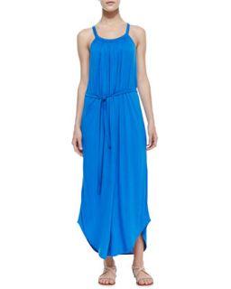Womens Laguna Sleeveless Jersey Maxi Dress   Soft Joie   Azul (LARGE/8 10)
