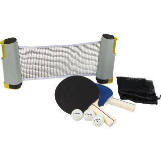 STIGA Retractable Tennis Net Set (T1372)