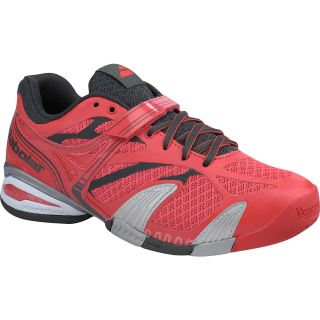 BABOLAT Womens Propulse 4 All Court Low Tennis Shoes   Size: 9.5, Coral/pink