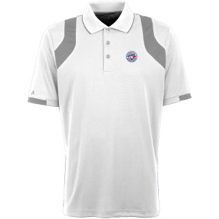 Antigua Toronto Blue Jays Mens Fusion Short Sleeve Polo   Size: Medium,