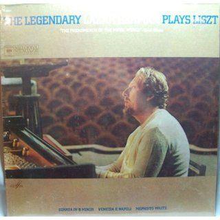 The Legendary Lazar Berman Plays Liszt Sonata in B Minor, Venezia E Napoli, Mephisto Waltz No. 1 in C minor Music