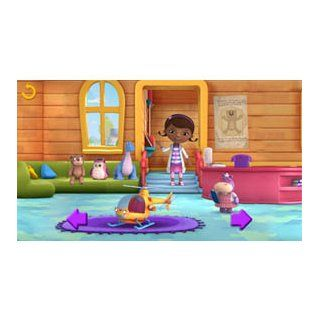 LeapFrog Disney Doc McStuffins Learning Game (works with LeapPad Tablets and Leapster GS): Toys & Games