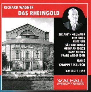 Wagner: Das Rheingold: Music