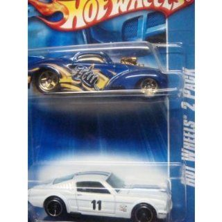 Hot Wheels '41 Willys Coupe   '65 Mustang 2 Pack Scale 1/64 Collector: Toys & Games