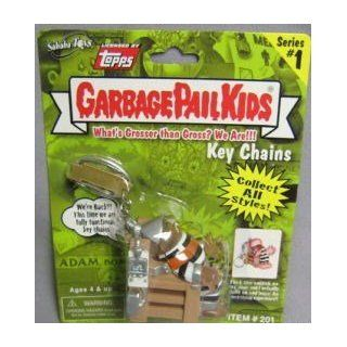 Garbagepail Kids Key Chains   Heavin' Steven  Sports Related Key Chains  Sports & Outdoors