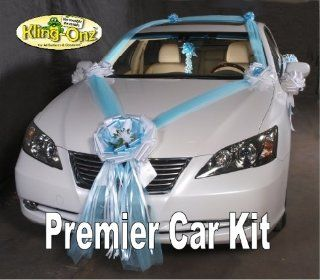 Premier Just Married Wedding Car Decorating Kit