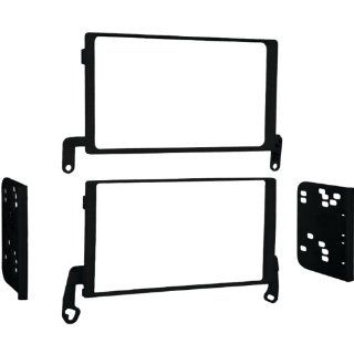 Metra 95 5818 Double Din Dash Kit for Select 1997 2003 Ford, Lincoln, Mercury, Mazda Vehicles  Vehicle Audio Video Power Adapters