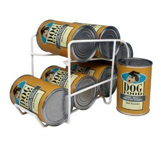 IRIS Wire Can Dispenser for Canned Dog Food Storage, 22 Ounce, 6 Cans  Pet Food Storage Products