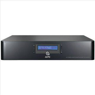 APC J25B 8 Outlet J Type Power Conditioner with Battery Backup: Electronics