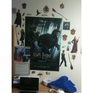 Roommates Rmk1547Scs Harry Potter Peel And Stick Wall Decals: Home Improvement