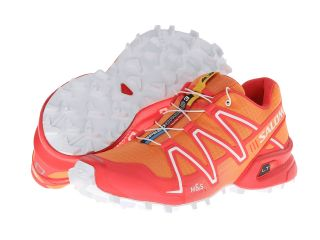 Salomon Speedcross 3 Orange Feeling/Papaya/White