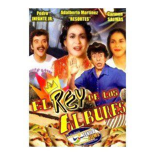 El Rey De Los Albures: Pedro Infante Jr., Adalberto Martinez, Carmen Salinas: Movies & TV