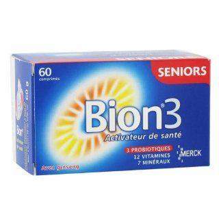 Bion 3 Seniors Grand Format: Health & Personal Care