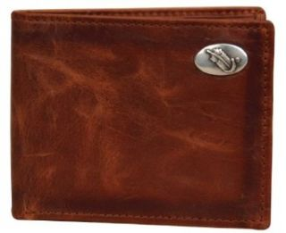 Enmon Mack's Prairie Wings Leather Bifold Wallet at  Women�s Clothing store