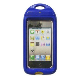 Keystone ECO Waterproof Case for iPhone 4S/4, Blue, IPX8 Certified, Waterproof up to 20 ft and Sand/Dust Proof Sports & Outdoors