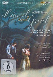 Hansel Und Gretel: Zurich Opera House, Malin Hartelius, Engelbert Humperdinck, Liliana Nikyteanu, Franz Welser Most, Frank Corsaro: Movies & TV